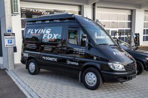 Flyingfox Caravanservice
