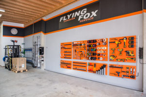 Flyingfox Carvanservice